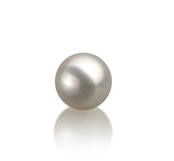 White 8-9mm AA Quality Japanese Akoya Cultured Pearl Loose Pearl