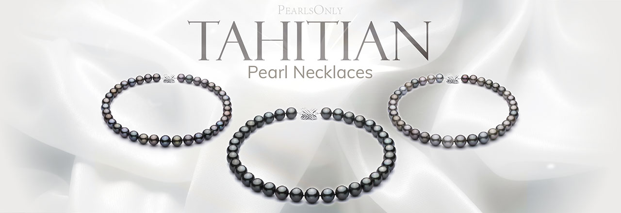 PearlsOnly Tahitian Necklace
