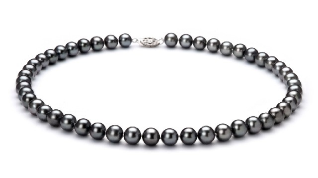 View Black Freshwater Pearl Necklace collection