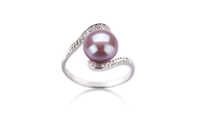 View Lavender Pearl Rings collection
