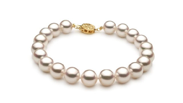 View Bridal Pearl Bracelet collection