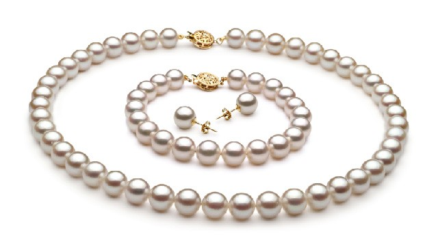 View Bridal Pearl Sets collection