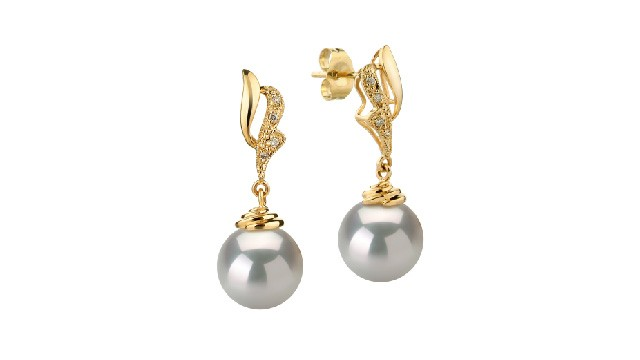 View Bridal Pearl Earrings collection